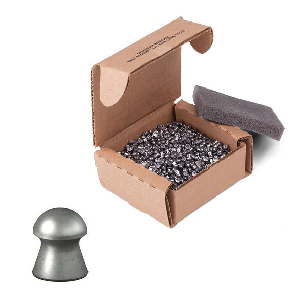 View Item Crosman Premier Domed Pellets [.177][10.5gr] [1250 Card Box] 177HB