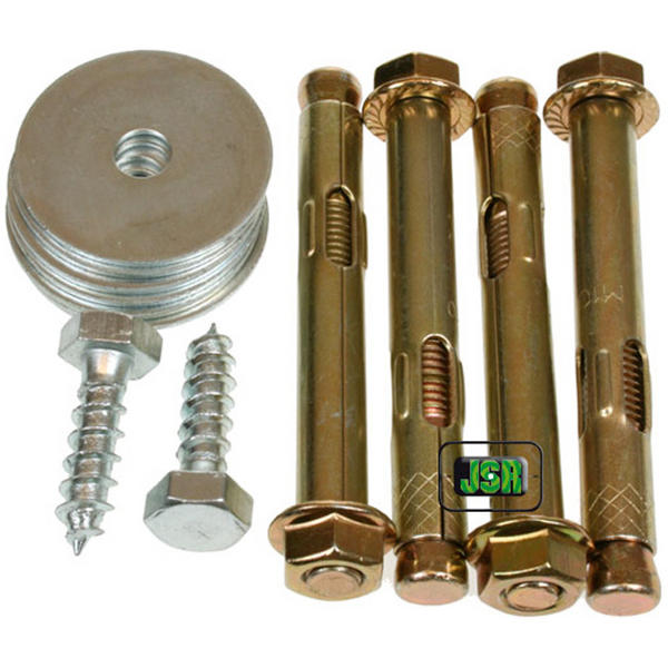 View Item Fixing Bolts For Brattonsound & Other Gunsafes [6 Pack]