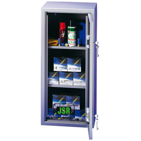 View Item Brattonsound Sentinel SC2S - Bulk Storage With 2 Shelves - 2 Locks Safe