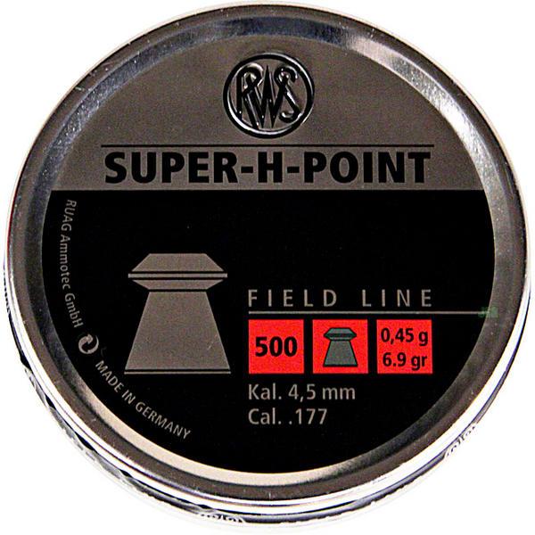 View Item RWS Super Hollow Point Pellets [.177] [500] 213 66 78