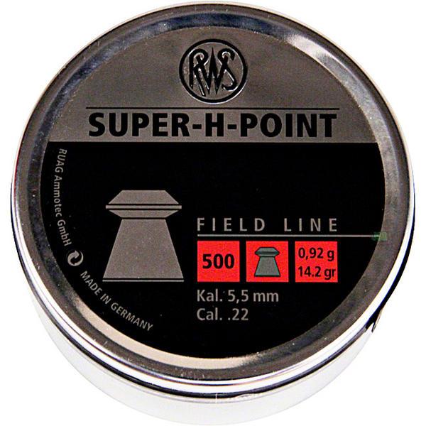 View Item RWS Super Hollow Point Pellets [.22][14.2gr][500] 213 66 86