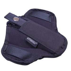 Umarex Pancake Black Cordura Belt Holster - Suitable For Larger Pistols 3.1517 Preview