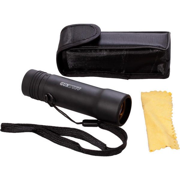 View Item GunTuff 10x25 Quality Monocular With Case