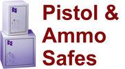 Pistol / Ammo Safes