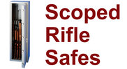 Scoped Rifle Safes (Extra Deep)
