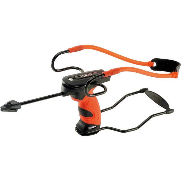 View Item Barnett Cobra Slingshot Catapult [Free Practice Ammo included]