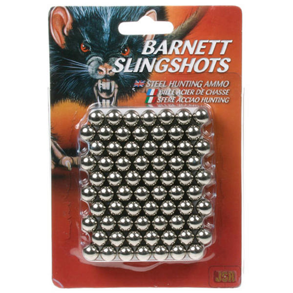 View Item Barnett Slingshot / Catapult Ammo Pack .38 [140 Pack]