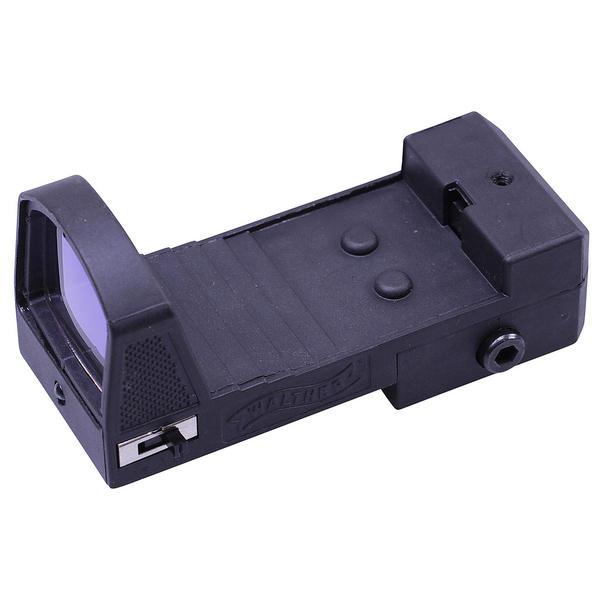 View Item Walther ShotDot Pro Green Dot Sight Automatic Brightness Adjustment (Weaver) 2.1028