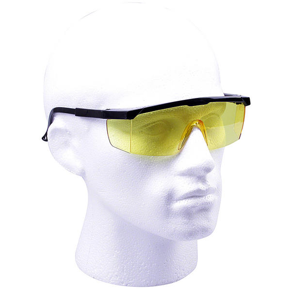 View Item Umarex Safety Spectacle Glasses Airgun Air Soft Tactical Protection Yellow