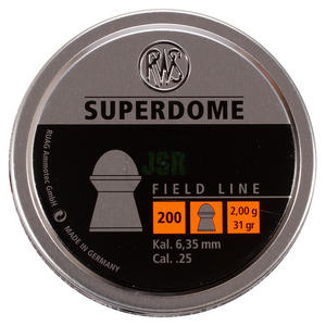 RWS Super Dome Pellets [.25][31gr][200] 231 59 74 Preview