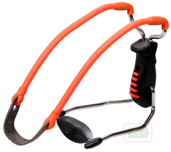 Barnett Black Widow Slingshot Catapult Red Band Free