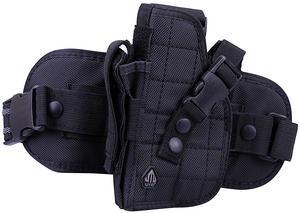 UTG Tactical Airsoft Pistol L/H LEG HOLSTER BB Soft Air Gun Pistol Black H178BL Preview