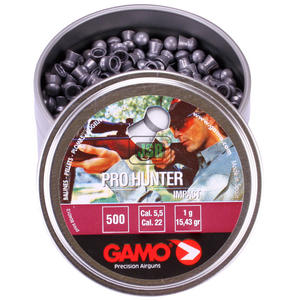 Gamo Pro Hunter Impact Smooth Domed Pellets [.22] [15.43gr][500] Preview
