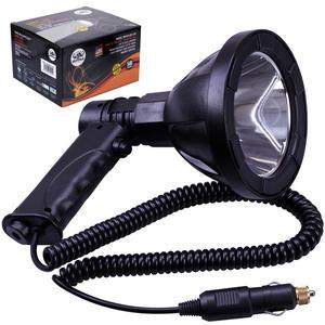 Buffalo River Cree LED 12v Spotlight Lamp Torch 540 Lumens Lamping Hunting NV Preview