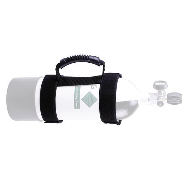 View Item Best Fittings Carrying Handle - PCP Airgun Filling Cylinder Divers Bottle