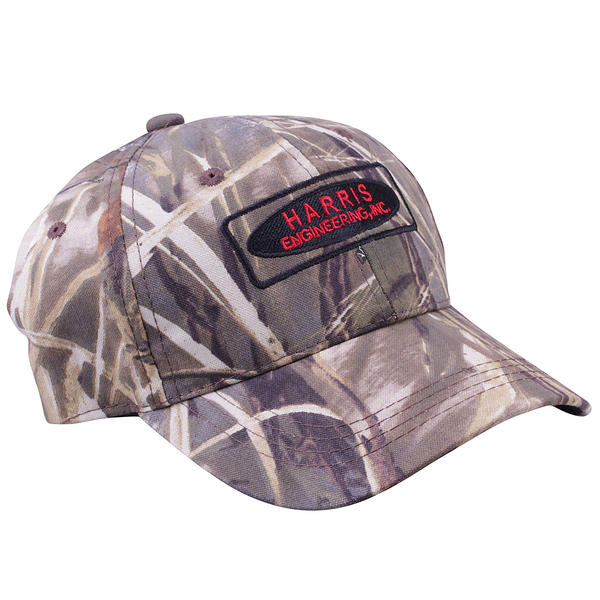 View Item Harris Engineering Realtree MAX-4 Camo Baseball Cap Hat Airgun Shooting Rifle