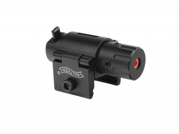View Item Walther Micro Shot Laser Picatinny Rail Universal Laser Sight 2.1108X