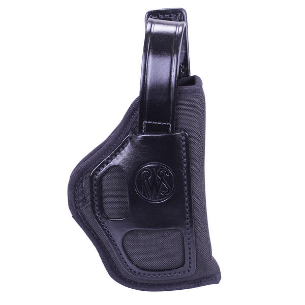 "View Item RWS Cordura & Leather Belt Holster 4"" C225 Right Hand DNCOP100-01P Black"