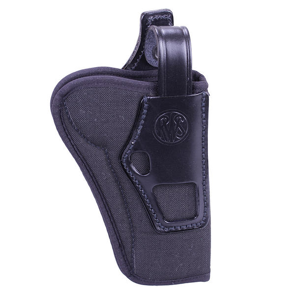 "View Item RWS Cordura & Leather Belt Holster 4"" 6"" & 8"" C225 Right Hand DNCOP100-381P Black"
