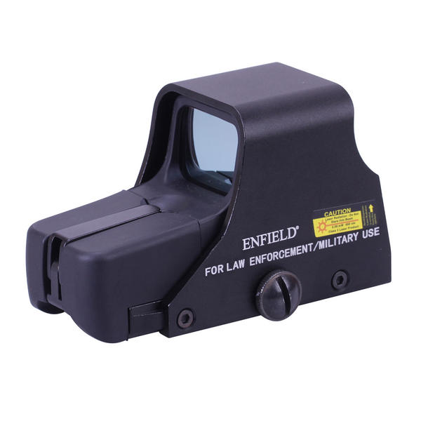 View Item Enfield 1X24X32 Red / Green Dot Holo Holographic Gun Sight Weaver Picatinny Rail