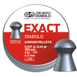 JSB Exact Pellets [.177][4.53mm][500] Preview