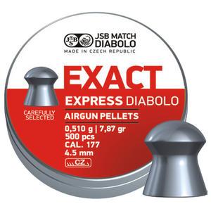 JSB Exact Express Pellets [.177][4.52mm][500] Preview
