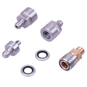 GunTuff Quick Coupler Filling / Charging Adaptor Best Selection Of Fittings Kit For Airguns  Preview