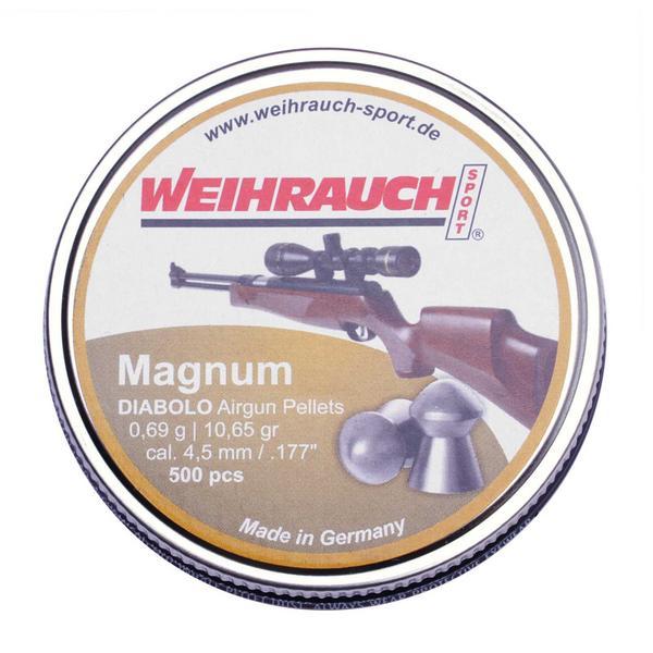 View Item HW Weihrauch Diablo Magnum .177 4.51mm [500]
