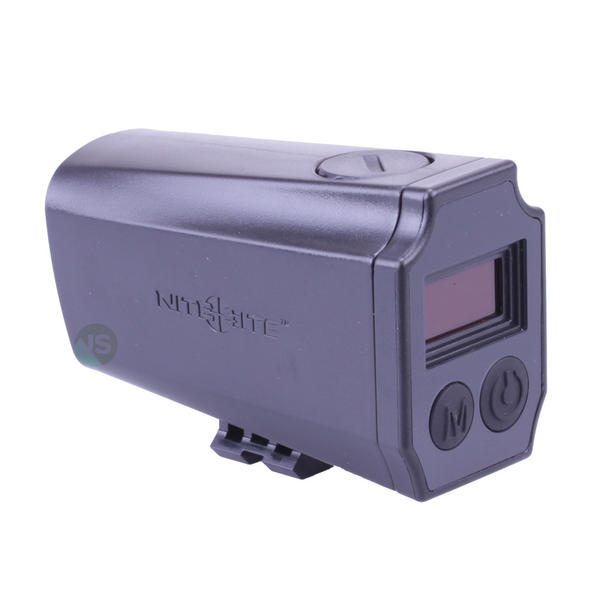 View Item Nite Site NiteSite Range Finder Mountable Laser Range Finder 500 Metres Range