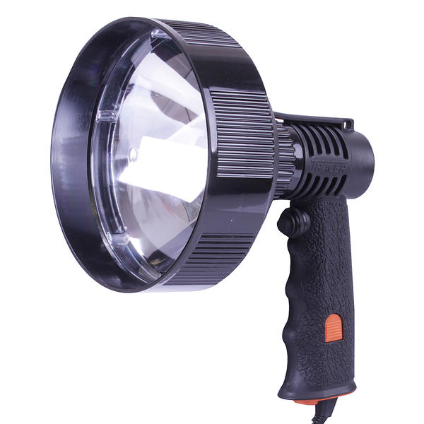 View Item Deben Tracer Sport Light 150mm 450m Handheld 12v 50w Lamp Hunting TR1500