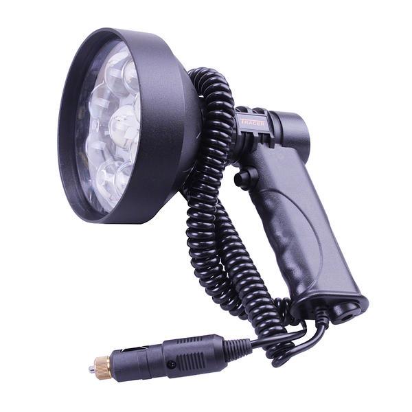 View Item Deben Tracer Sport Light 27w Muliti LED 12v 2000 Lumens Lamp With Red Filter TR2550