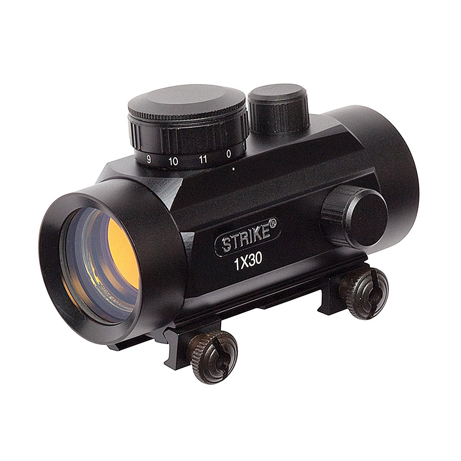 Asg Strike Systems 30mm Red Dot Sight Fits Picatinny