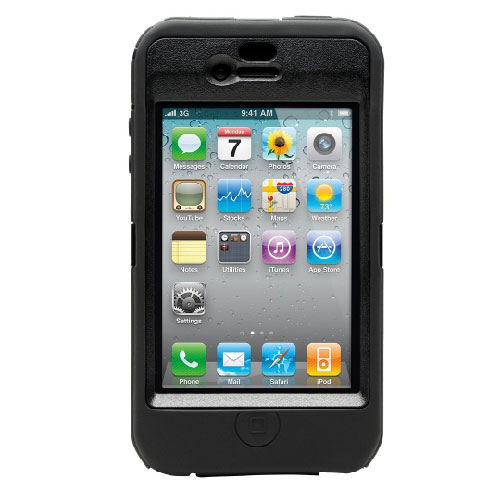 otterbox iphone 4 new genuine otterbox black defender for iphone 4 ebay 12745