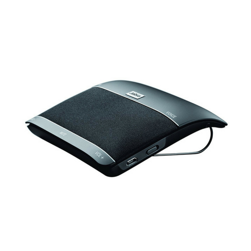jabra freeway hd ready bluetooth visor speakerphone ebay