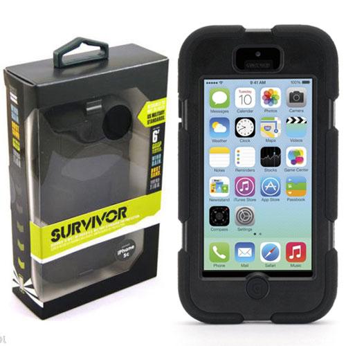 coque survivor iphone 5