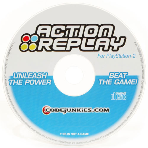 Details about DATEL PS2 ACTION REPLAY MAX CHEAT CODES SYSTEM FOR  PLAYSTATION 2 - PSX2MAX