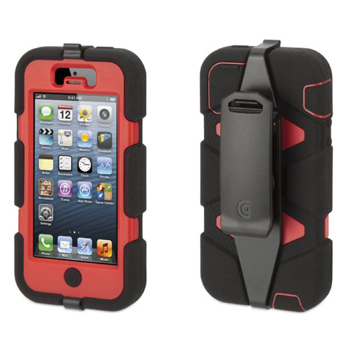 the new iphone genuine griffin survivor protective for iphone 5 5s 13098