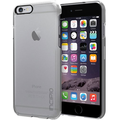 competitive price 3fd86 87ba2 Details about NEW INCIPIO FEATHER CLEAR SLIM SNAP ON CASE COVER FOR 4.7