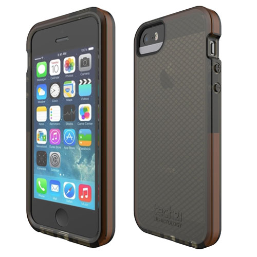 tech 21 iphone 5s case new tech21 impact check cover for apple iphone 5 5s 4274