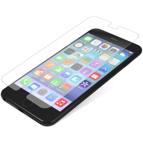 zagg iphone 6 zagg invisible shield 5 5 iphone 6 6s plus smooth glass 13338