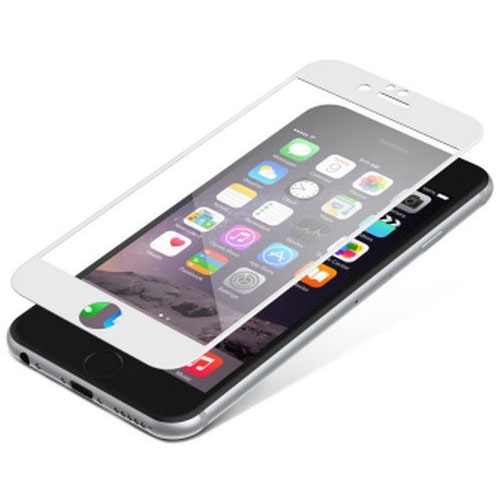 zagg iphone 6 new zagg invisibleshield iphone 6 6s tempered glass luxe 13338