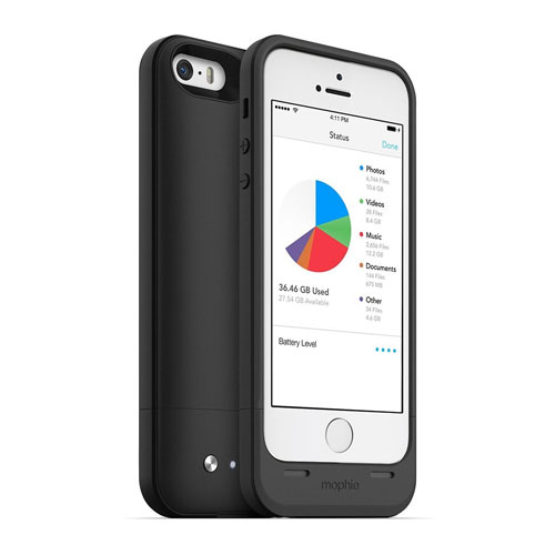 iphone 5s storage mophie space pack 64gb storage and battery for iphone 2026