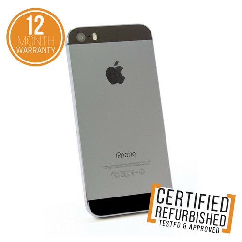 certified refurbished iphone genuine apple iphone 5s 32gb space grey uk phone 10353