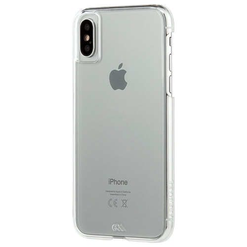 reputable site 1b207 2a49b Details about CASE-MATE BARELY THERE ULTRA SLIM PROTECTIVE CASE FOR IPHONE  X/XS CLEAR CM036238