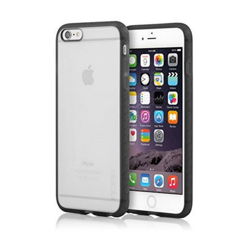 save off dc9b3 d1581 Details about INCIPIO OCTANE PROTECTIVE CASE FOR IPHONE 6 PLUS -  FROST/BLACK -IPH-1216-FRSTBLK
