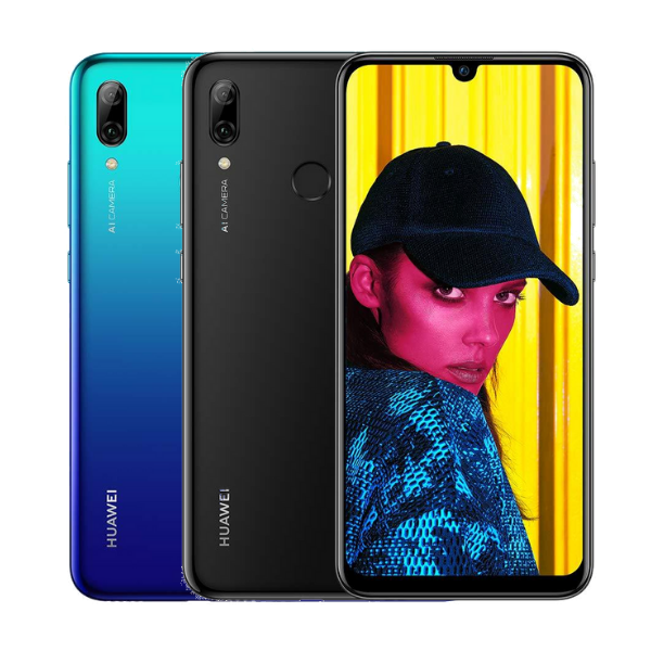 Details about HUAWEI P SMART (2019) 64GB ANDROID SMARTPHONE - BLUE OR BLACK