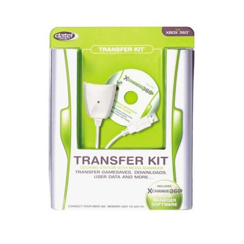 DATEL XBOX 360 TRANSFER KIT DRIVERS WINDOWS XP