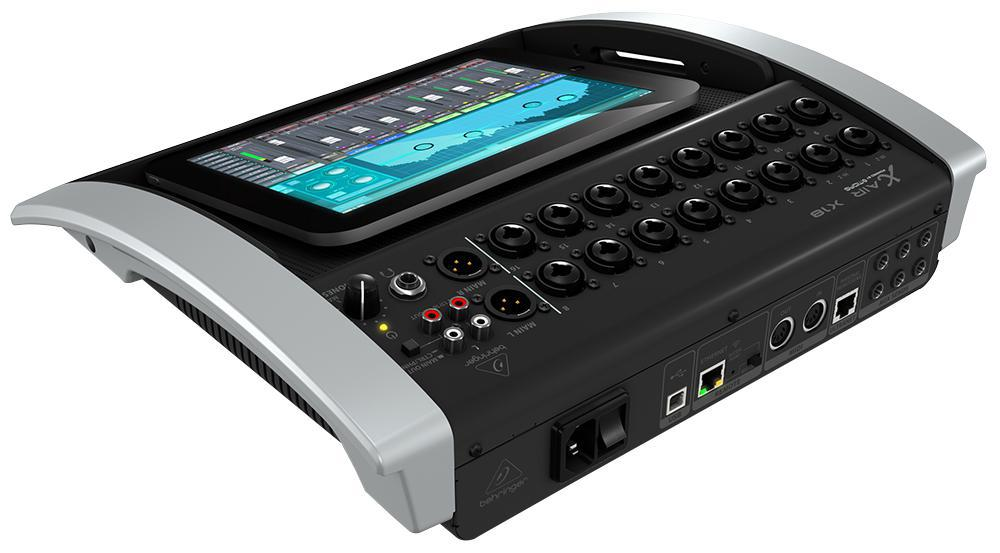 x air x18 behringer digital mixer for ipad android tablets ebay. Black Bedroom Furniture Sets. Home Design Ideas