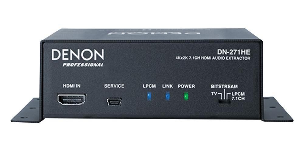 how to use hdmi audio extractor