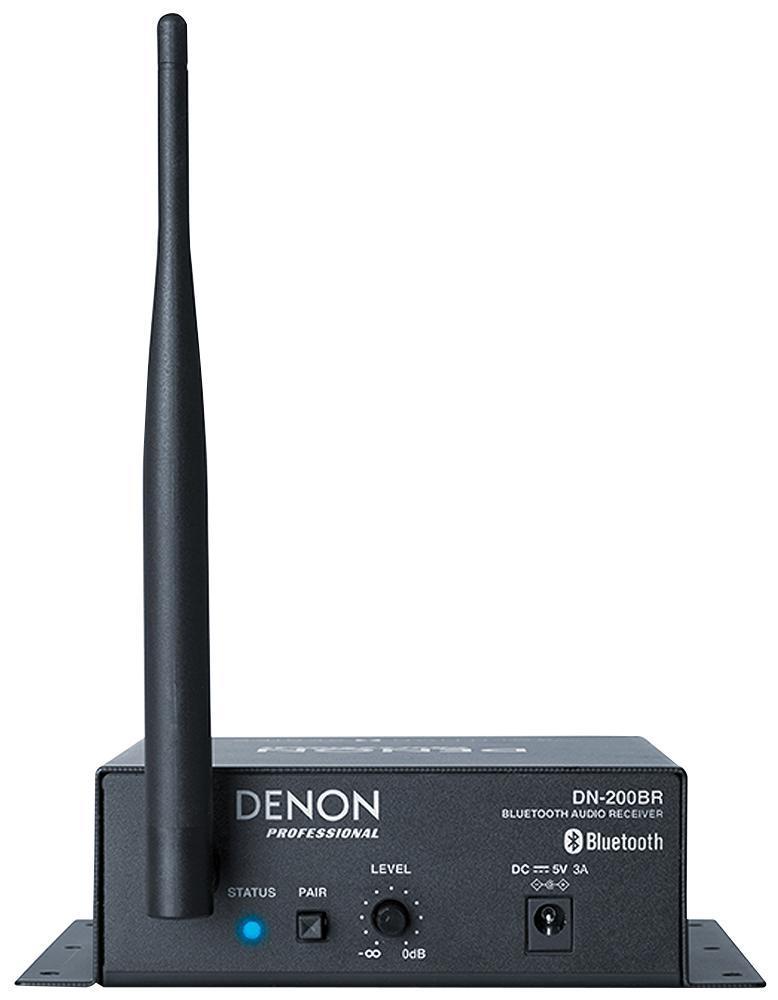 Denon Professional Dn 200br Stereo Bluetooth Audio